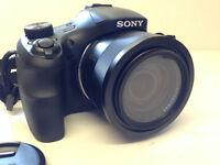 Sony-Cyber-shot-DSC HX400V-20.4MP-Digital-Camera-Black