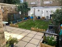 One bed garden flat Maida Hill