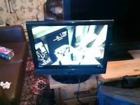 """22"""" hd tv dvd conbi"""