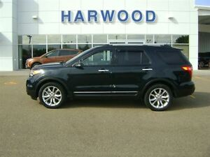 2014 Ford Explorer Limited, NAV, ROOF, TECH.PACKAGE