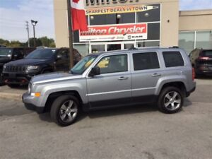 2016 Jeep Patriot HIGH ALTITUDE 4X4|LEATHER|SUNROOF