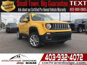 2015 Jeep Renegade North NAV & COLD WEATHER GROUP!