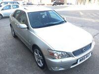 Lexus is200 2.0 Petrol 4dr Saloon * AUTOMATIC * TRIM LEATHER *