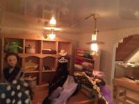 Dolls house /shop