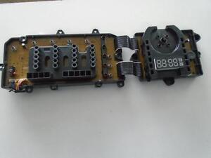 CARTE DE CONTROLE  POUR LAVEUSE SAMSUNG # DC92-00383E CONTROL BOARD