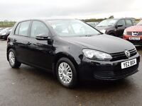 2009 volkswagen golf 1.4 petrol with only 79000 miles, full volkswagen history motd oct 2017