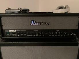 IBANEZ TONEBLASTER 100H HALF STACK GUITAR AMP