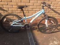 Saracen Junior bike 24'' very good condition £50