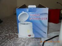 salon services tools steriliser for sale, never been used