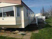 STATIC CARAVAN FOR SALE INGOLDMELS CHAPEL AREAS FREE SITE FEES CHOICE OF 15 PARKS NOT HAVEN