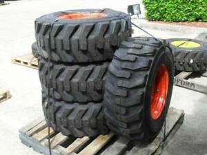 12-16.5 12ply Tyre Rim assemble suit Bobcat A300 Darra Brisbane South West Preview