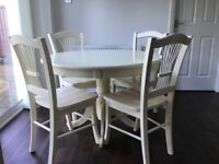 Table and Chairs Laura Ashley