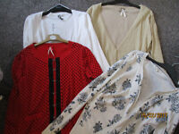 Ladies Cardigans all size 14 newlook/next