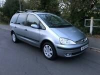 Ford galaxy 1.9 diesel automatic 7 seats perfect family car