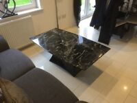 Marble coffee table for sale in really good condition