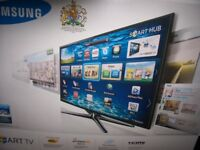 "SAMSUNG 40"" SMART TV FULL HD 3D LED , VGC"