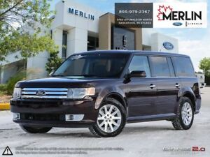 2011 Ford Flex SEL PST PAID
