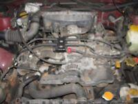 Subaru Legacy Outback 2.5 Engine