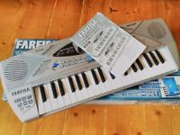 Farfisa SK410 Electronic Keyboard (Small childrens instrument)