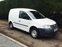 2005 Volkswagen caddy 1.9 tdi finance available
