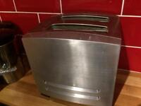 Breville Stainless Steel Toaster - In Good working clean condition £3