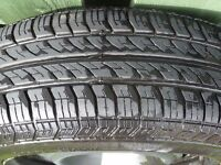NEW CONTINENTAL CAR TYRE 195X15