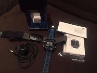 Garmin Forerunner 920XT - Boxed - Great condition (with quick release strap + HRM run)