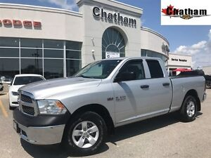 2013 Ram 1500 ST/SATELLITE RADIO/ LOW KMS/$82 WKLY