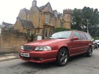 1998 VOLVO V70R AWD 2.3L TURBO 240BHP 4X4 ESTATE 850 R T5-R FRESH JAP IMPORT CLASSIC
