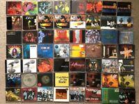 Heavy Metal / Rock CDs - Metallica / Soungarden / silverchair / Pantera / Sepultura / Bush etc