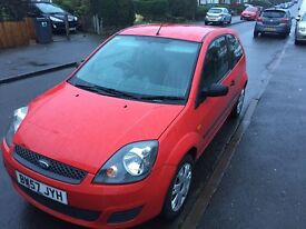 Ford Fiesta Style 3 doors, 1.25L. 57 plate.