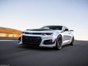 2019 Chevrolet Camaro ZL1 Order yours today ZL1 Track Package