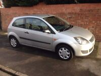 FIESTA TDCi 2008 REG WITH A FULL MOT, FULL SERVICE HISTORY, 1 OWNER & ONLY £30 A YEAR TO TAX