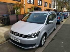 VW TOURAN 2013/PCO