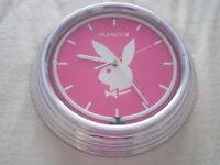 Pink Playboy Clock (USED)