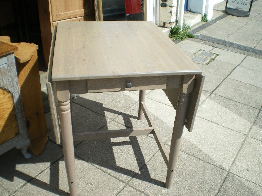 Ikea Ingatorp Drop Leaf Table In Poole Dorset Gumtree