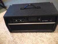 Behringer ultra bass amp BVT45000H