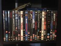 DVD movies set