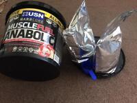 Usn musclefuel anabolic 4kg sealed