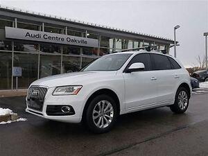 2014 Audi Q5 3.0 8sp Tiptronic Technik /Audi Certified