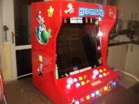 bartop arcade machine 30000 games