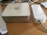 Apple Mac Mini - 100% FULLY WORKING - Intel Mac mini + 2GB RAM + os 10.6 - BARGAIN AT £30