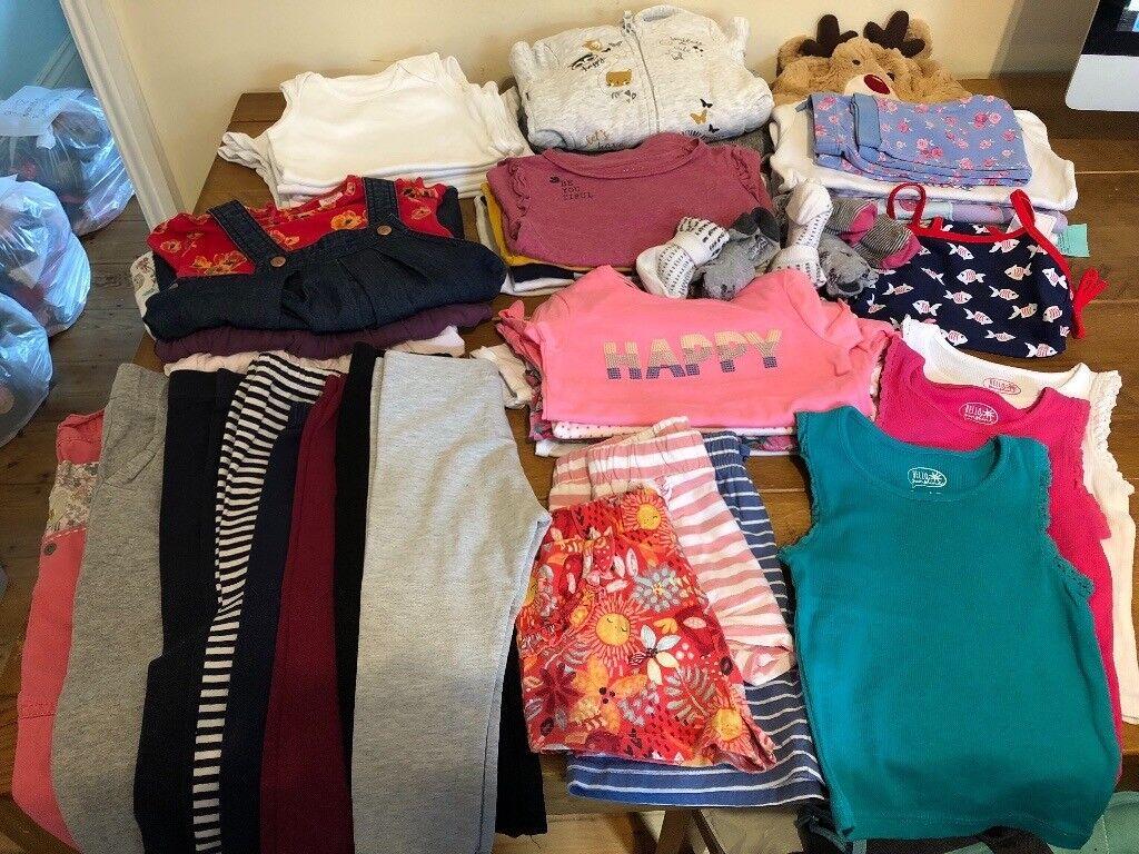 996a1d3ff550 18-24 months baby girls bundle £30 ONO