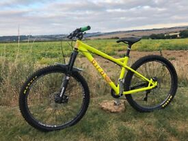 Bird Zero 650b mountain bike