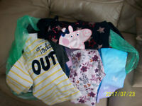 Bundle of girls' clothes 3-5yrs