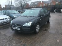 "2005 FORD FOCUS LX 5DR 1.6 PETROL ""GRAB A BARGAIN + P/X TO CLEAR"""