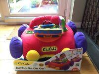 K's Kids Jumbo GoGoGo Car