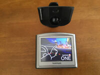 TOMTOM ONE WITH LATEST MAPS SATNAV GPS