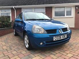 RENAULT CLIO CAMPUS SPORT 1.2 3Dr ONE LADY OWNER