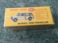 DINKY TOY MORRIS MINI-TRAVELLER